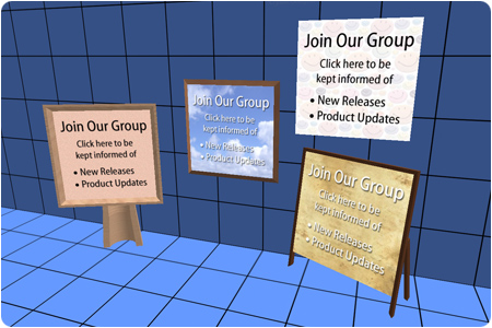Group Subscriber Designs